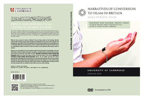 Narratives of Conversion to Islam In Britain: Male Perspectives