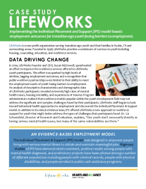 Case Study - LifeWorks