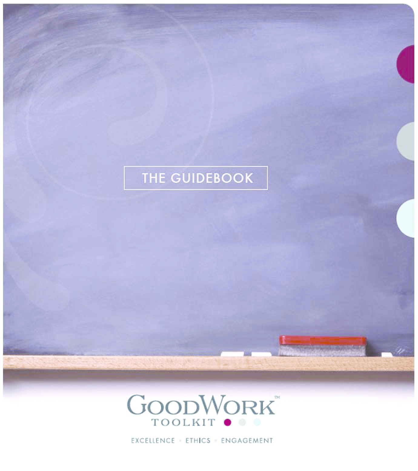 The GoodWork Toolkit