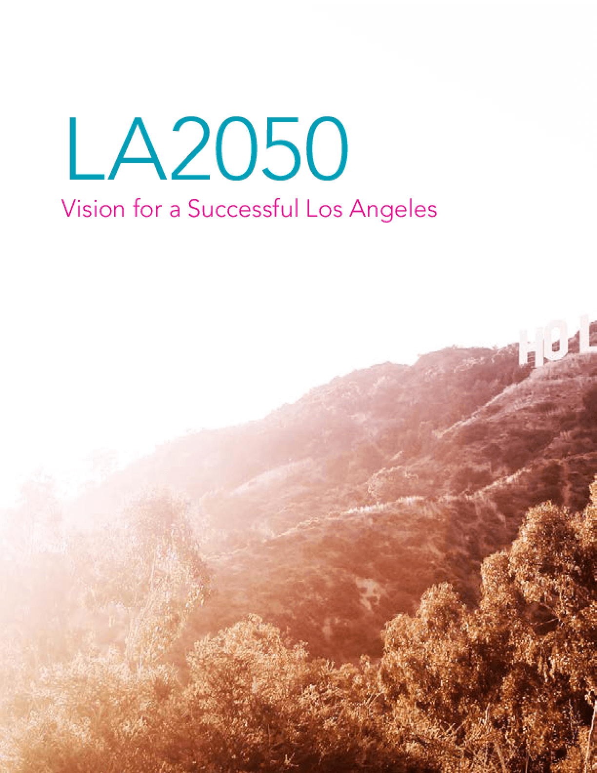 LA2050: Vision For A Successful Los Angeles