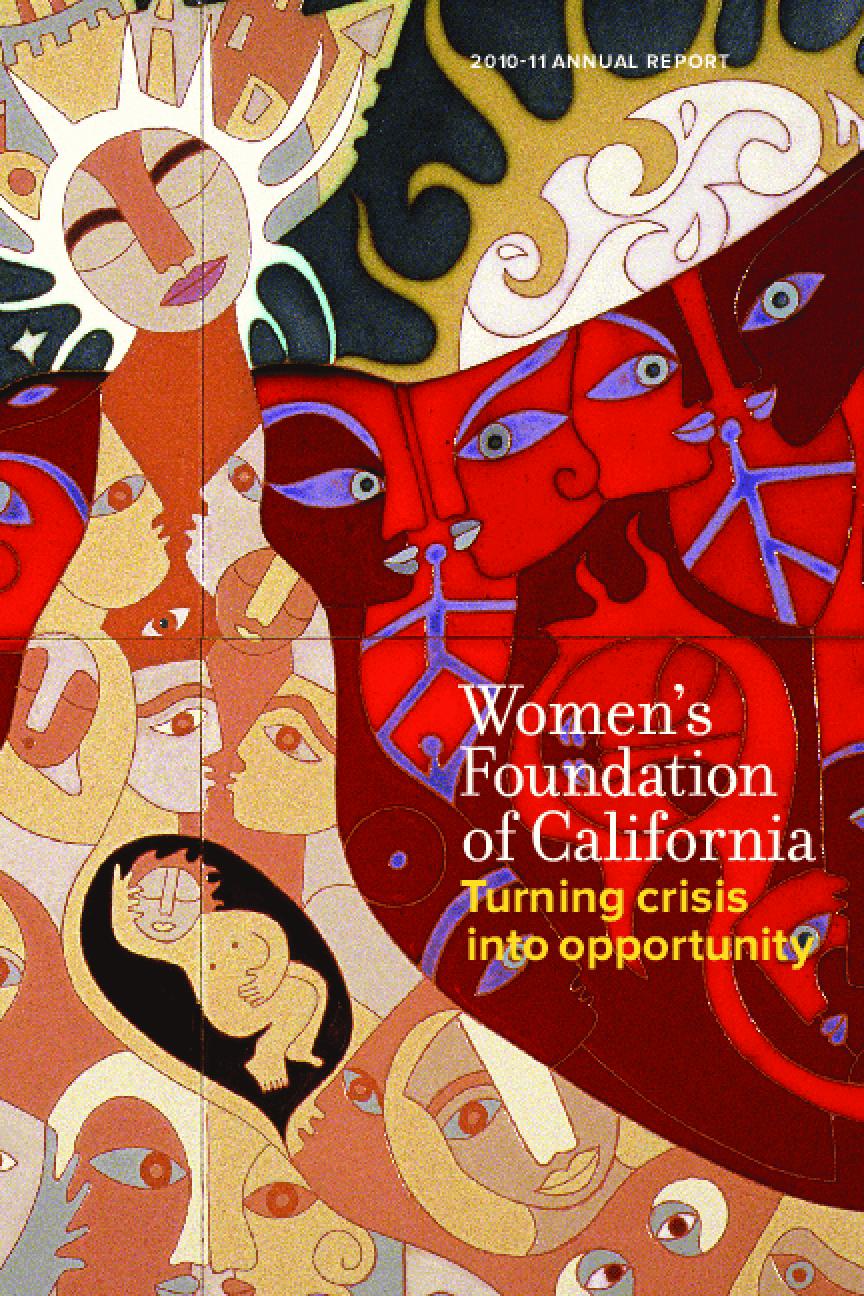 Women's Foundation of California, 2010-11 Annual Report