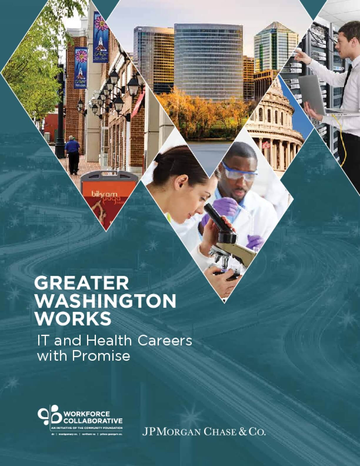 Greater Washington Works: IT and Health Careers with Promise