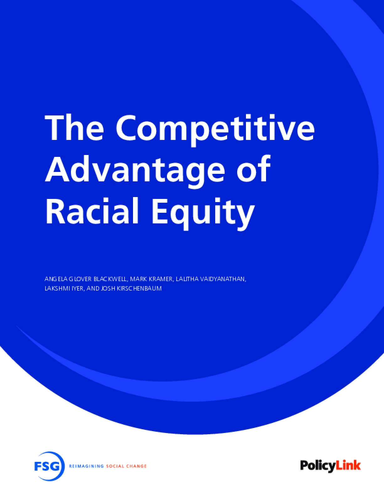 The Competitive Advantage of Racial Equity