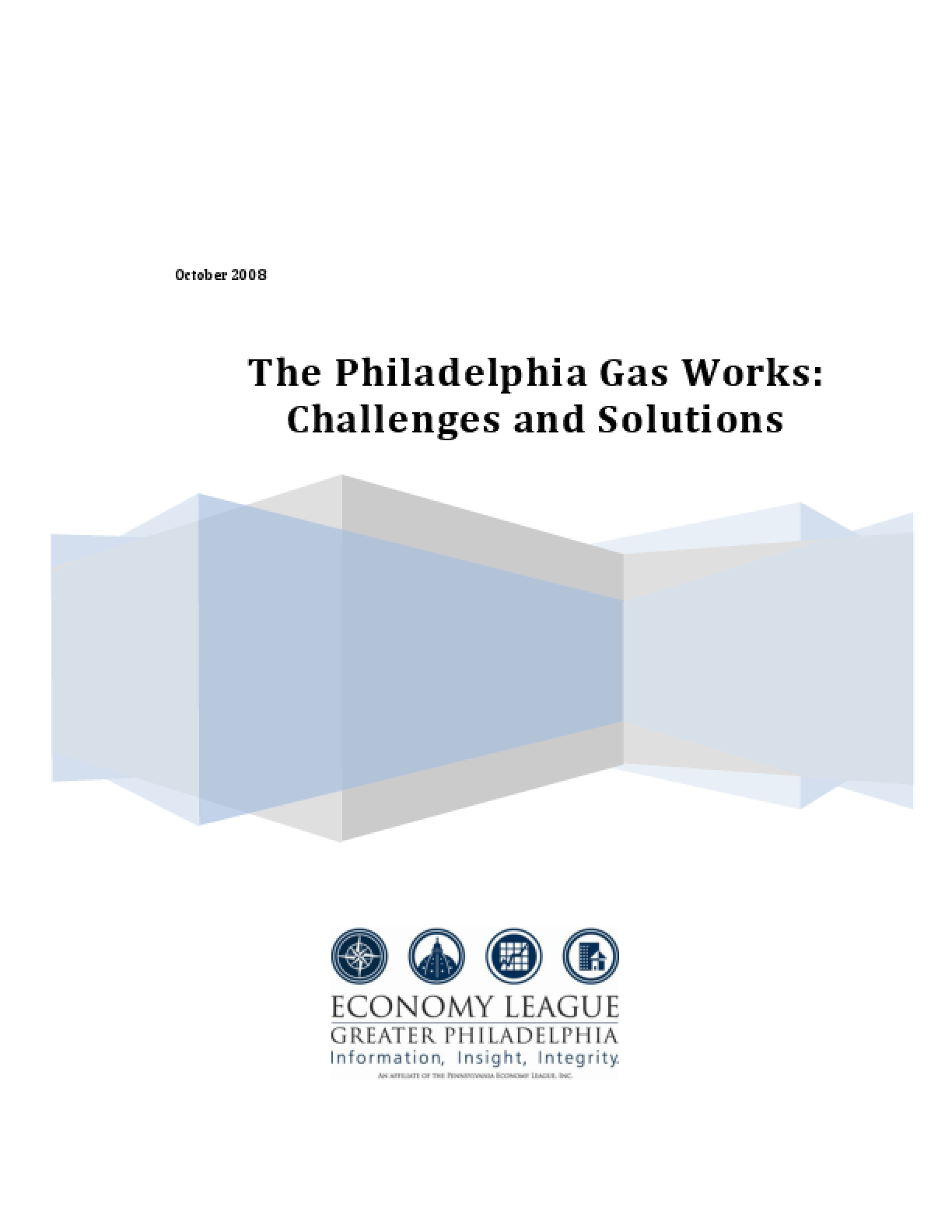 The Philadelphia Gas Works: Challenges and Solutions